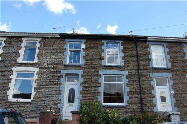 2 Bedrooms Terraced House for sale in Heath Terrace, Ynyshir, Porth