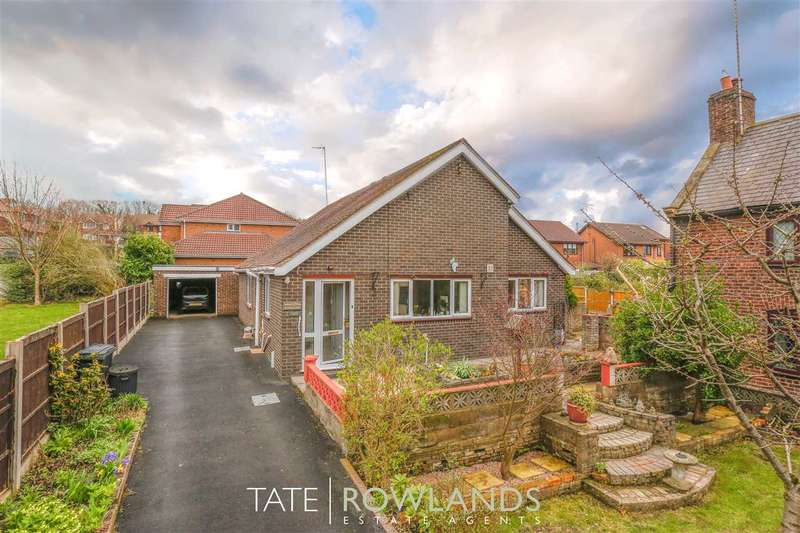 3 Bedrooms Bungalow for sale in Farm Style Bungalow, Liverpool Road, Buckley