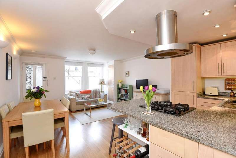 1 Bedroom Flat for sale in Archel Road, West Kensington, W14