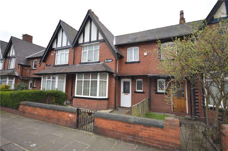 3 Bedrooms Terraced House for sale in Cross Flatts Row, Leeds, West Yorkshire