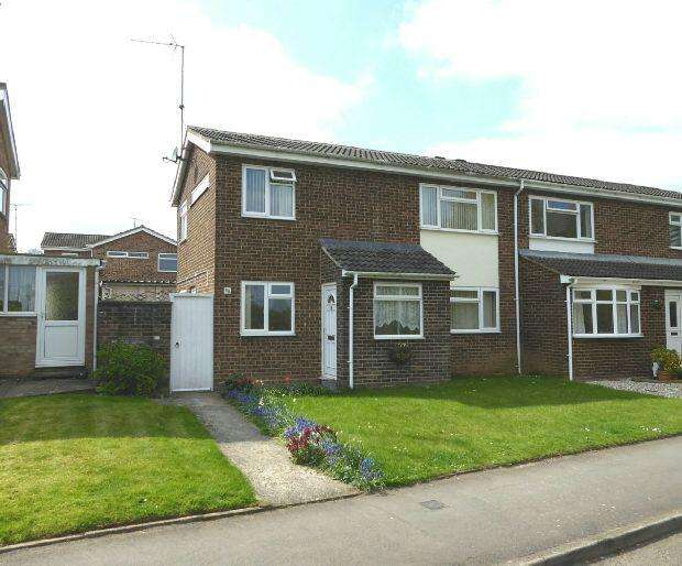 3 Bedrooms Semi Detached House for sale in Bankside, Banbury
