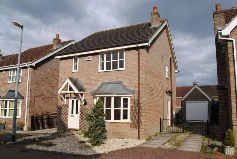 3 Bedrooms Detached House for sale in Staniwells Drive, Broughton