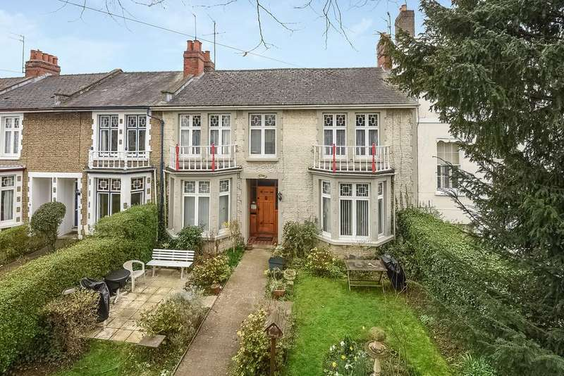4 Bedrooms Terraced House for sale in Leckhampton