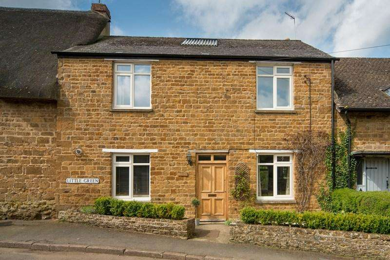 3 Bedrooms Cottage House for sale in Little Green, Bloxham, Banbury