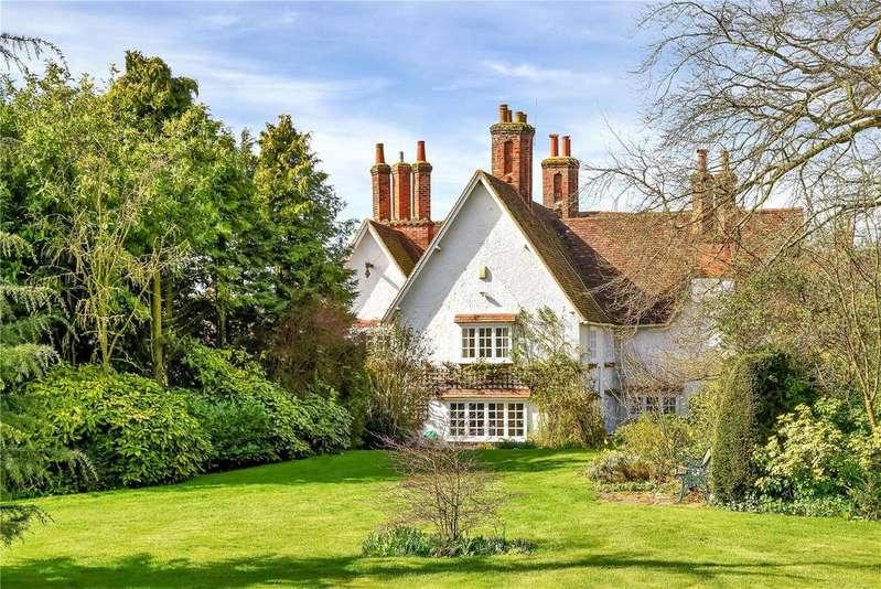 6 Bedrooms Detached House for sale in Mursley, Milton Keynes