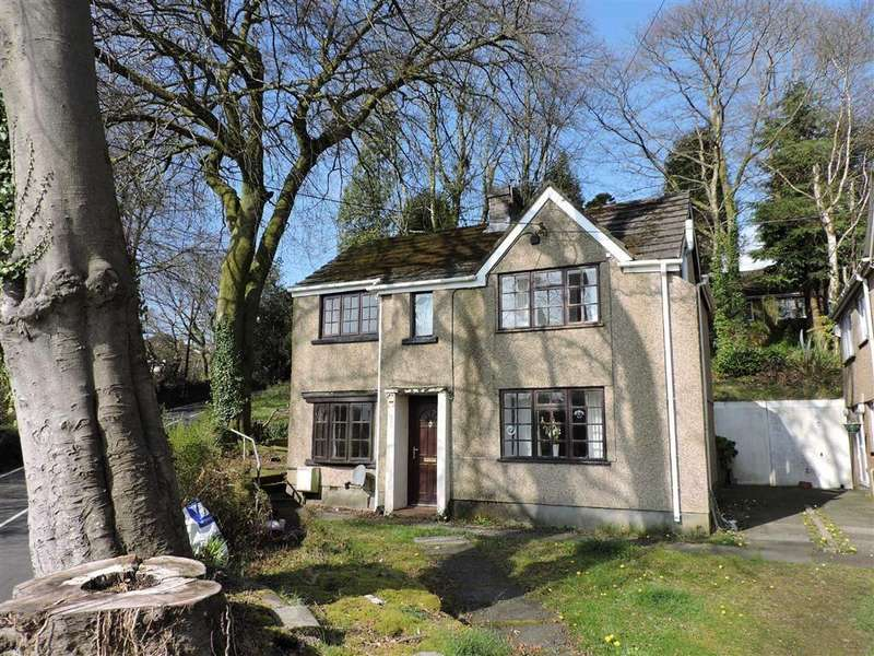 2 Bedrooms Detached House for sale in Pen Yr Alltwen, Alltwen