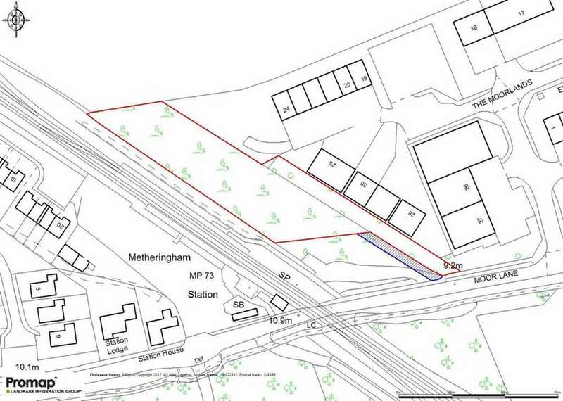 Land Commercial for sale in Moor Lane, Metheringham, Lincoln, Lincolnshire