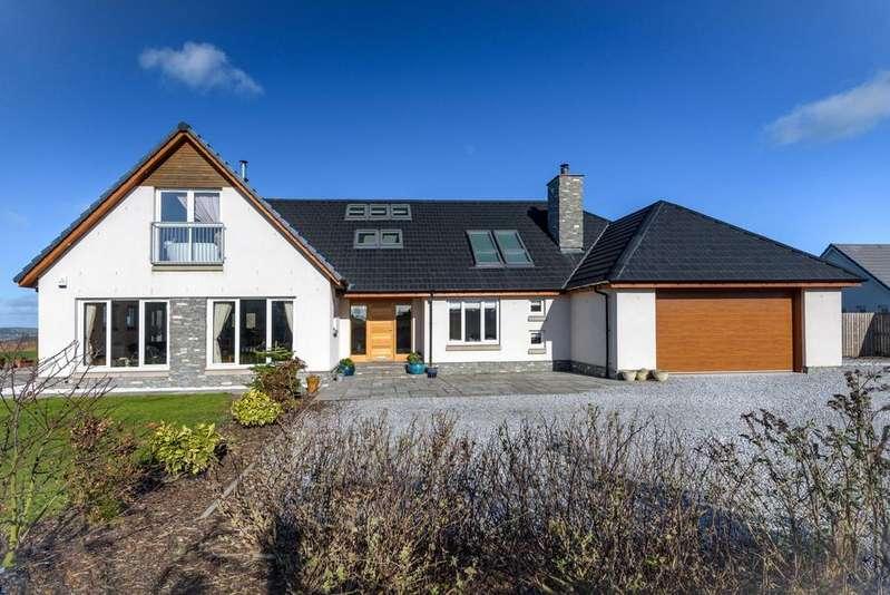 4 Bedrooms Detached House for sale in Baldinnie House, Baldinnie, Ceres, Cupar, Fife, KY15
