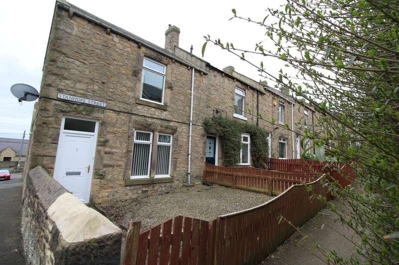 2 Bedrooms Property for sale in Stanhope Street, Greenside, Ryton, NE40