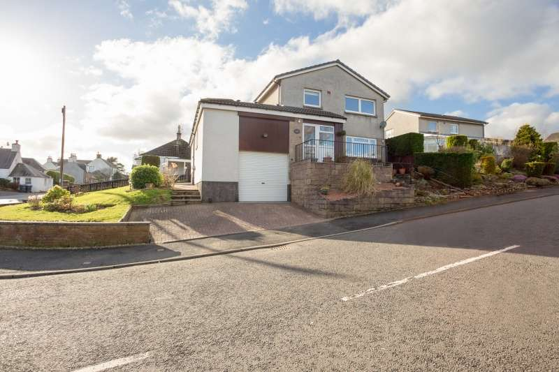 3 Bedrooms Detached House for sale in 1 Brunton Park, Bowden, Melrose, Borders, TD6 0SZ