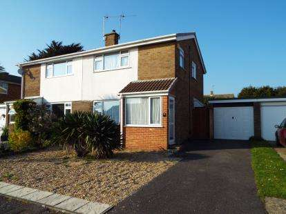 2 Bedrooms Semi Detached House for sale in Poole, Dorset