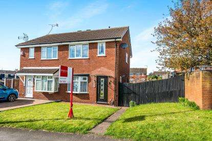 2 Bedrooms Semi Detached House for sale in Prospect Road, Stafford