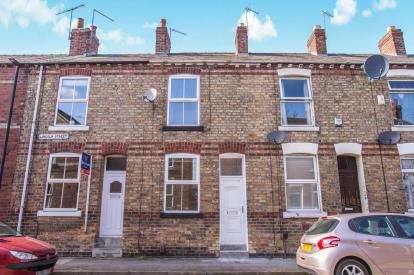 2 Bedrooms House for sale in Lincoln Street, York, North Yorkshire, England