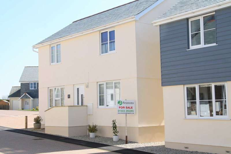 3 Bedrooms Detached House for sale in Lanreath
