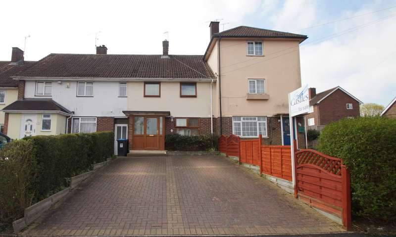 3 Bedrooms Terraced House for sale in Someries Road, Hemel Hempstead