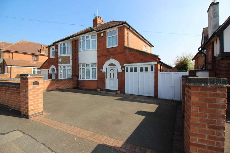 3 Bedrooms Semi Detached House for sale in Abbots Road South, Humberstone