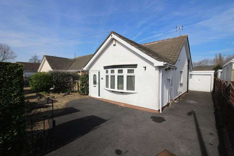 3 Bedrooms Semi Detached Bungalow for sale in Sunnymede Road, Nailsea