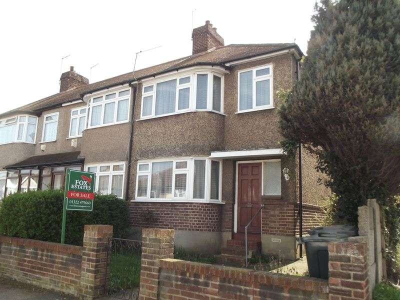 3 Bedrooms Terraced House for sale in Brent Close, Dartford