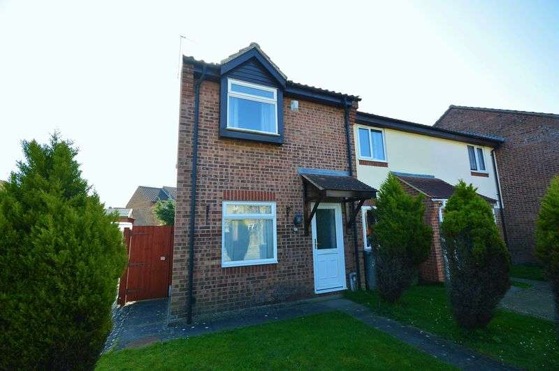 2 Bedrooms Terraced House for sale in Pyehurn Mews, Taverham