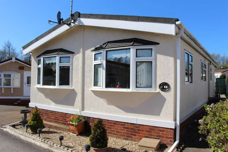 2 Bedrooms Park Home Mobile Home for sale in BA1003, Heysham, Lancaster, LA3 2SF