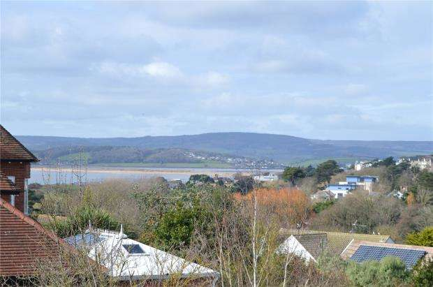 4 Bedrooms Detached House for sale in Foxholes Hill, Exmouth, Devon