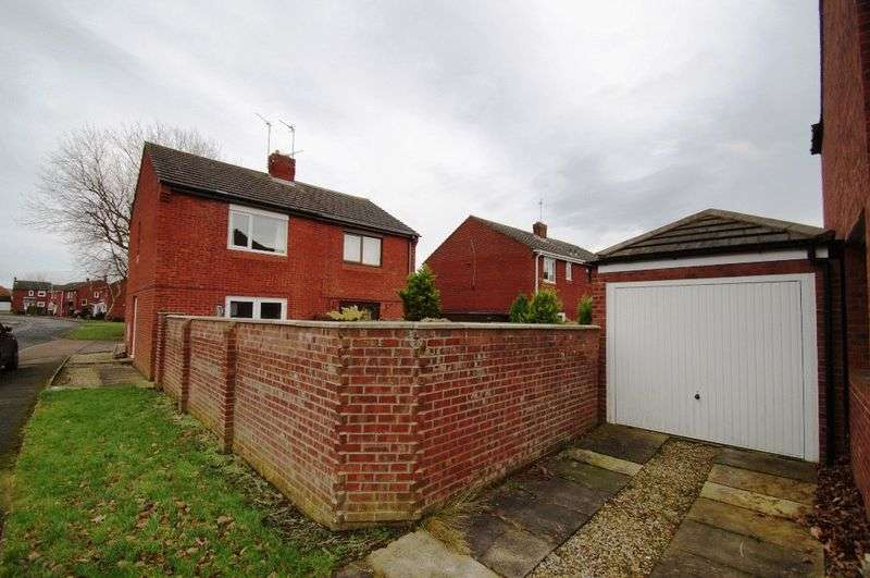 2 Bedrooms Semi Detached House for sale in Netherton Close, Langley Park