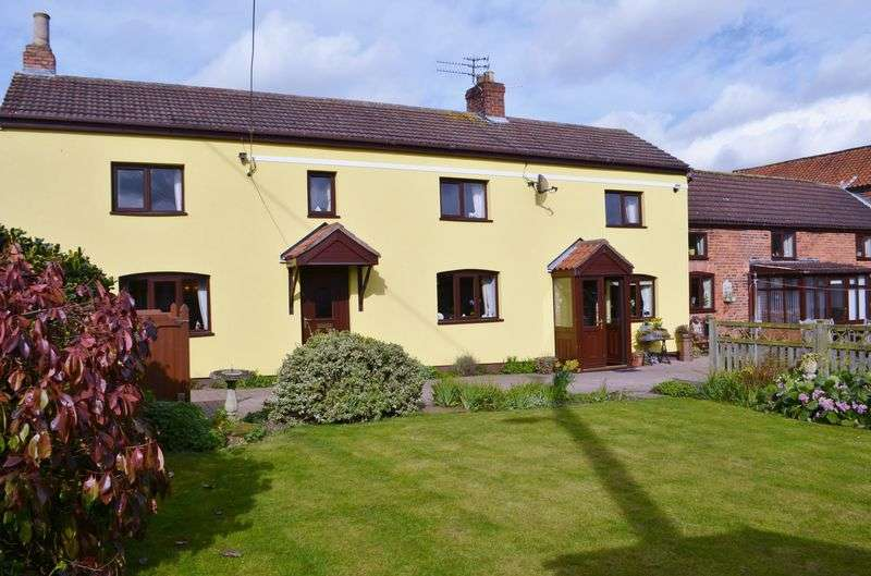 5 Bedrooms Detached House for sale in High Street, East Ferry, Gainsborough
