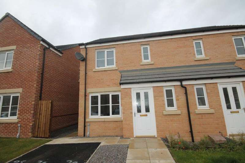 3 Bedrooms Property for sale in Adams Court, Shildon
