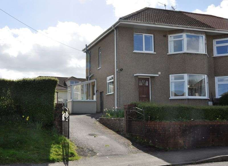 3 Bedrooms Semi Detached House for sale in The Crescent, Backwell