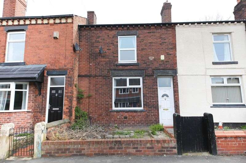 2 Bedrooms Terraced House for sale in Woodhouse Lane, Springfield, Wigan