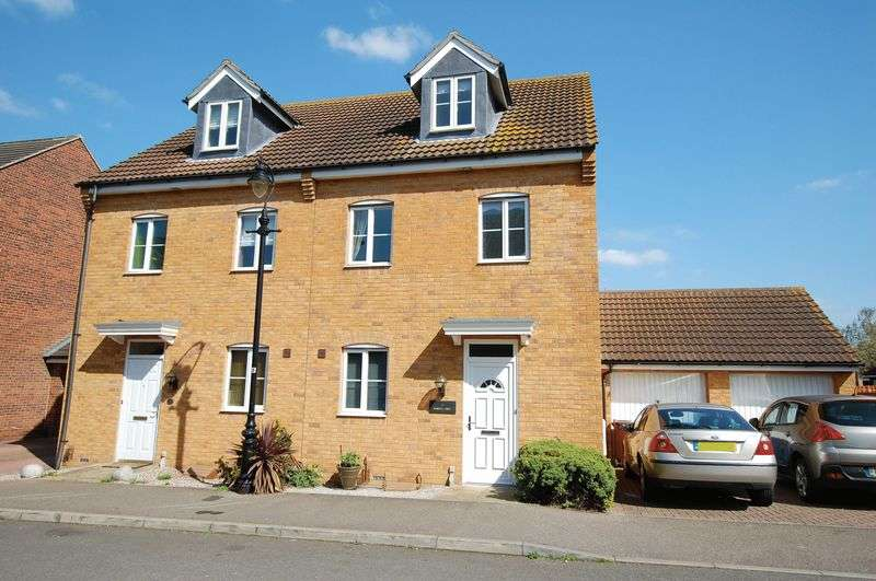 4 Bedrooms Semi Detached House for sale in Orsett Village