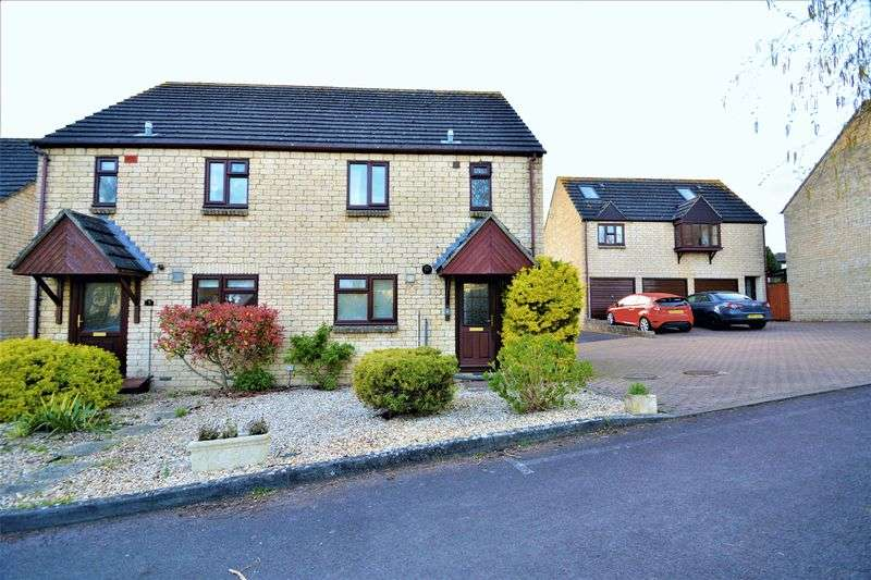 3 Bedrooms Semi Detached House for sale in Portwell, Cricklade, Wiltshire