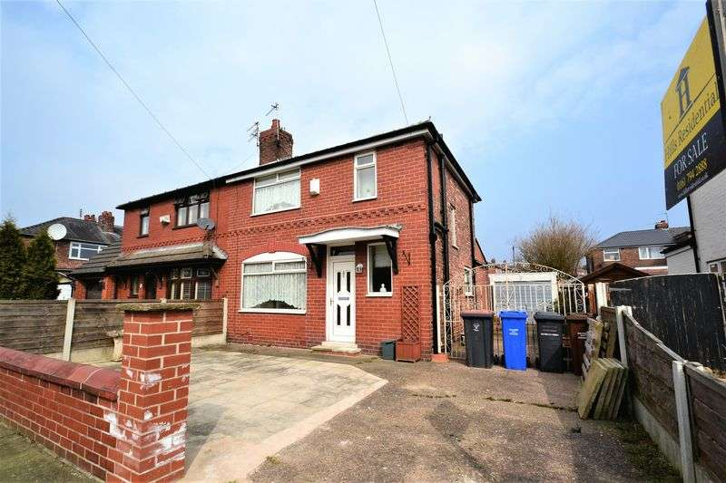 3 Bedrooms Semi Detached House for sale in Danesway, Swinton, Manchester