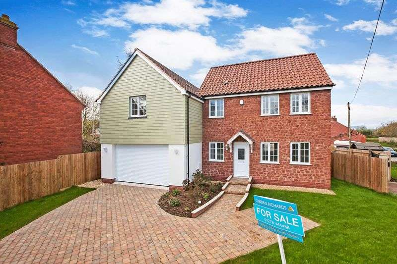 5 Bedrooms Detached House for sale in Chilton Trinity, Nr. Bridgwater