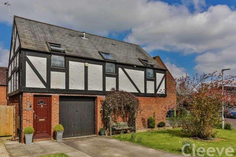 1 Bedroom Flat for sale in Foxmoor, Cheltenham