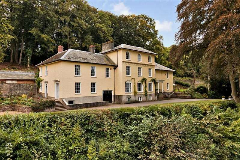10 Bedrooms Detached House for sale in Glasbury-on-Wye, Glasbury-on-Wye, Herefordshire