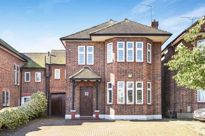 4 Bedrooms House for sale in Edgwarebury Lane, Edgware, HA8