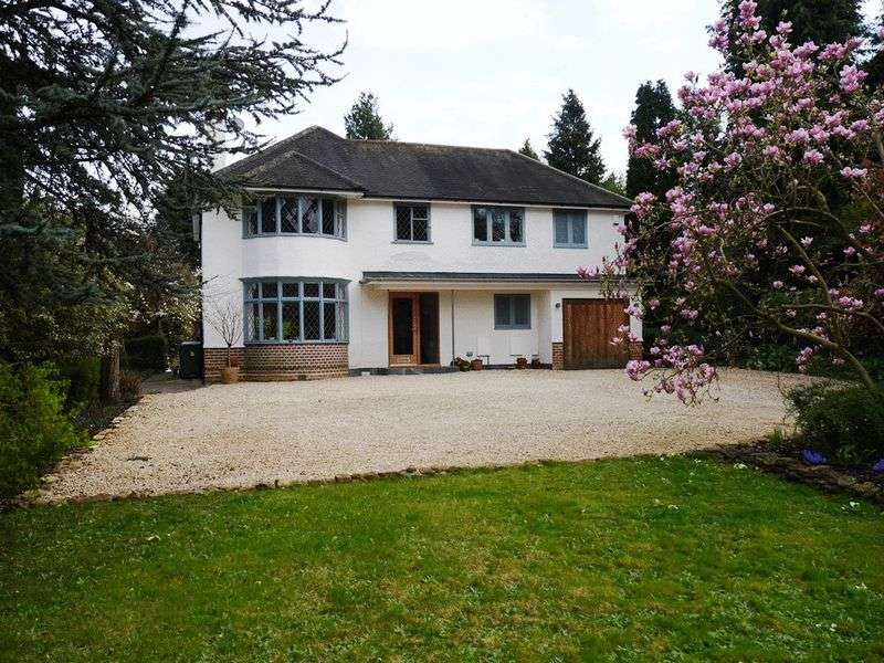 5 Bedrooms Detached House for sale in Cumnor Hill