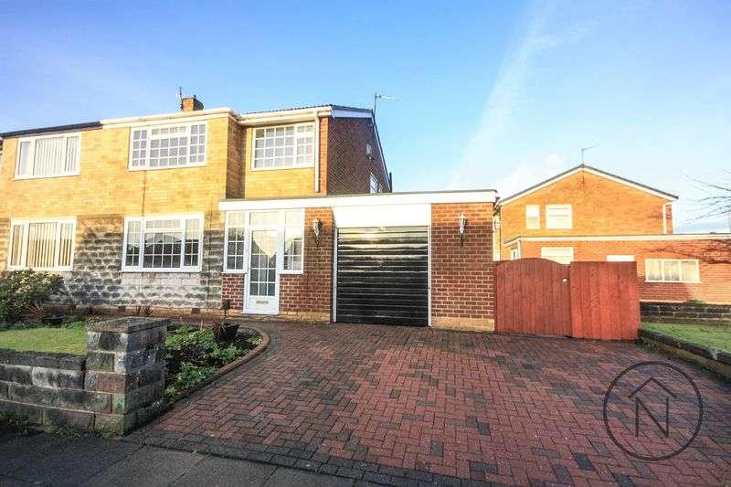 3 Bedrooms Semi Detached House for sale in Rudston Avenue, Billingham