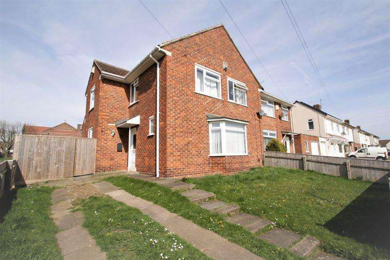 4 Bedrooms Semi Detached House for sale in Raunds Avenue, Roseworth, Stockton, TS19 9BW