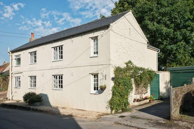 4 Bedrooms Detached House for sale in Denchworth