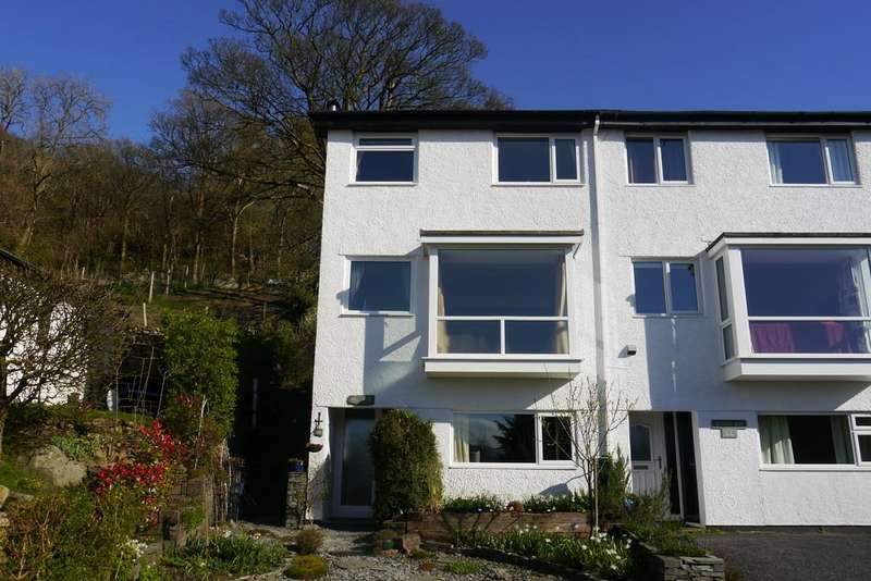 4 Bedrooms End Of Terrace House for sale in Fell View, 46 Fisherbeck Park, Ambleside, LA22 0AJ