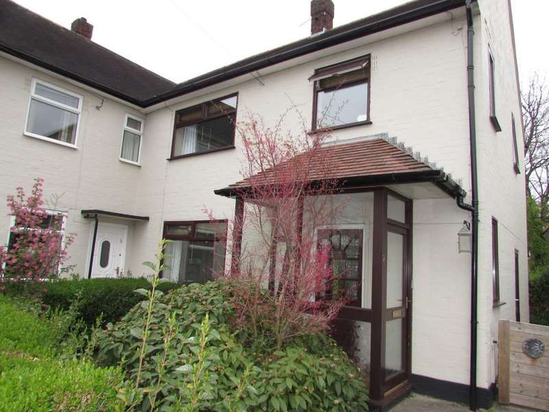 3 Bedrooms End Of Terrace House for sale in Enford Avenue, Manchester