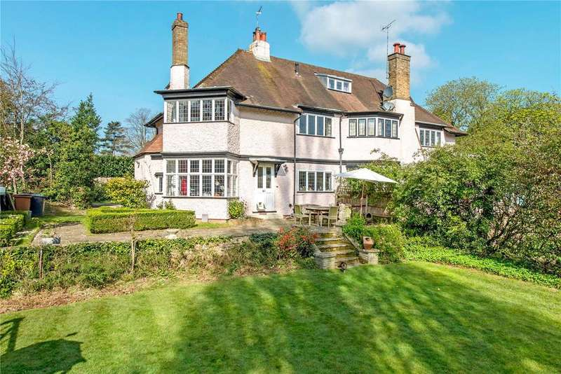 3 Bedrooms Semi Detached House for sale in Quickley Lane, Chorleywood, Rickmansworth, Hertfordshire, WD3