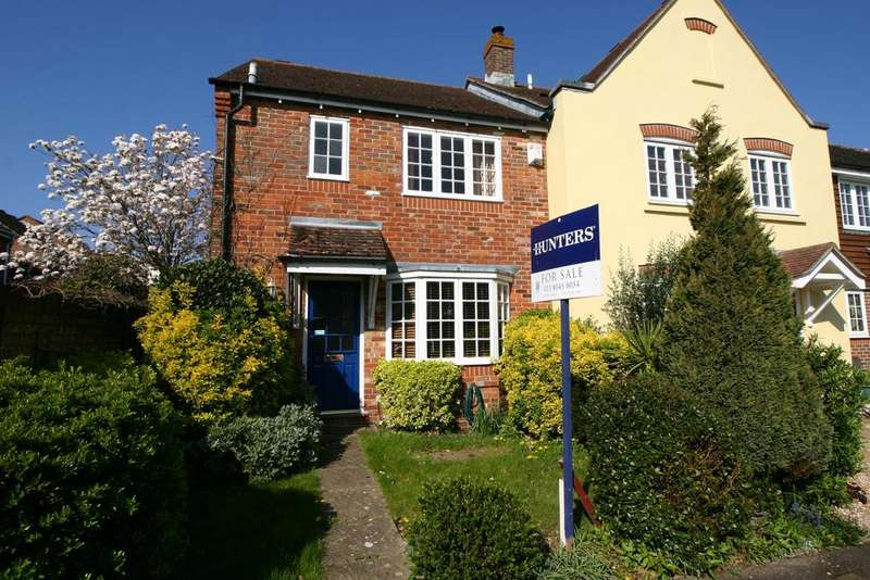 3 Bedrooms End Of Terrace House for sale in The Bartletts, Hamble, Southampton, SO31 4RP