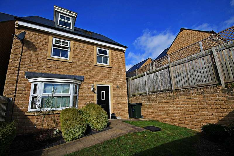 4 Bedrooms Detached House for sale in Honey Pot Fold, Baildon