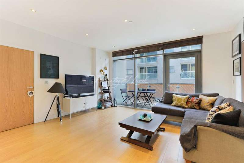 1 Bedroom Flat for sale in Craig Tower, E3