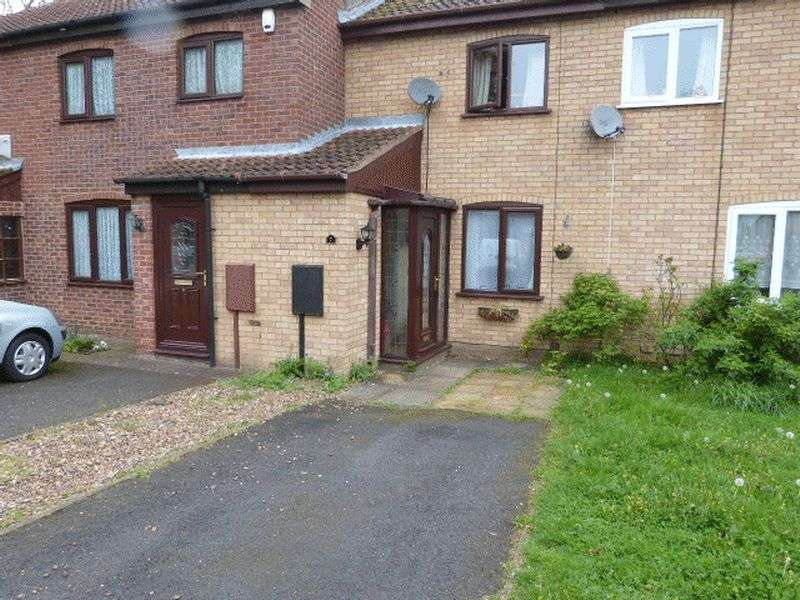 3 Bedrooms Terraced House for sale in Blenheim Close, Wigston