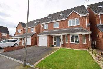 5 Bedrooms Detached House for sale in Mitchells Close ETWALL DE65 6PW