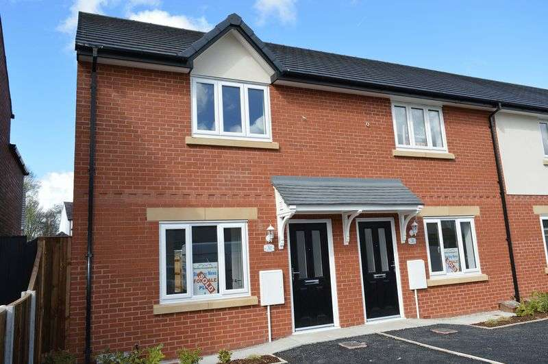 3 Bedrooms Mews House for sale in Stockley Mews Plot 5, Worsley Street, Golborne, WA3 3AG